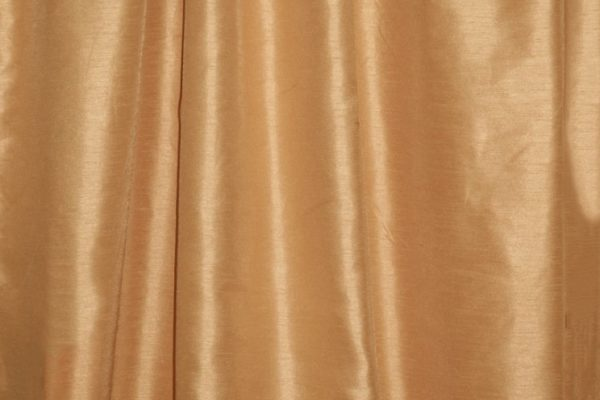 Gold Faux Silk