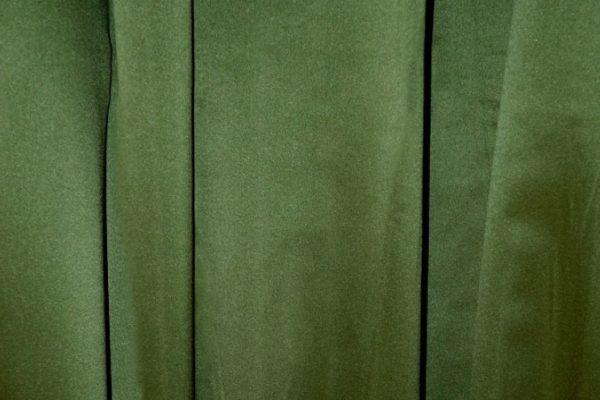 Nu Moss Green Satin