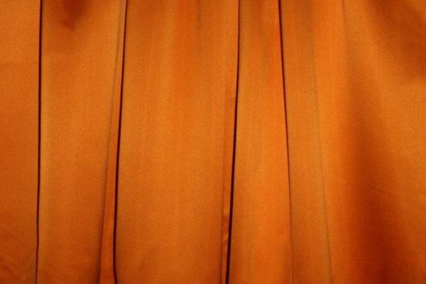 Orange Satin