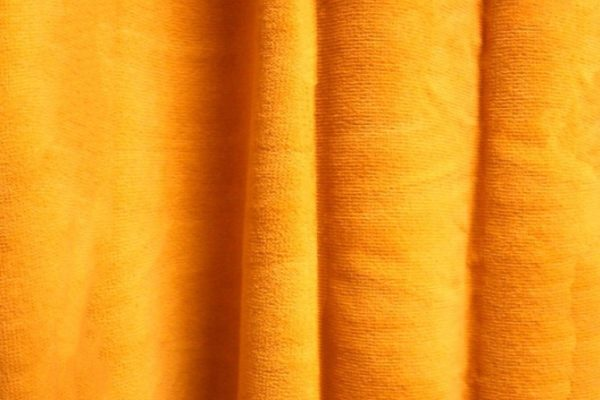 Yellow Velour
