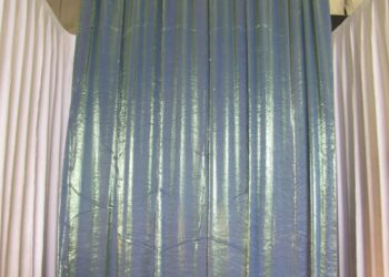 Dragon Fly Crystalene Drape