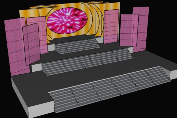 Eclipse Set Design