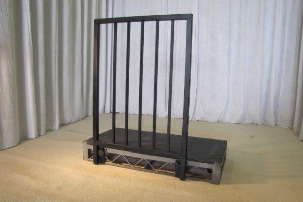 Steel Deck Railing