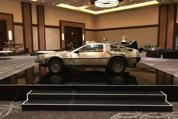 Quest-Events-A&D-Scenery-Outdoor-Special-Event-Corporate-Staging-Auto-Platform-Back-to-the-Future-Car-min