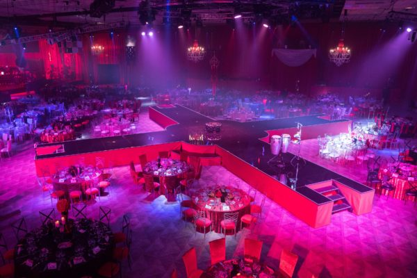 Quest-Events-A&D-Scenery-Staging-New-Years-Eve-Special-Event-Corporate-MGM-Grand-Las-Vegas-Nevada-Risers-Drape-Chandeliers-Furniture-min
