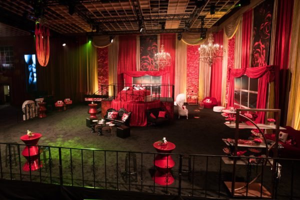 Quest-Events-A&D-Scenery-Staging-New-Years-Eve-Special-Event-Corporate-MGM-Grand-Las-Vegas-Nevada-Risers-Drape-Chandeliers-Platform-min