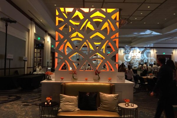 Quest-Events-Corporate-Special-Event-Cobb-Galleria-Scenic-Design-GeoWalls-Cobb Galleria