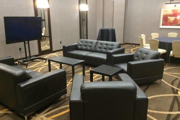 Quest-Events-Corporate-Special-Event-Hotel-Convention-Center-Blush-Furniture-Black-Portland-Oregon