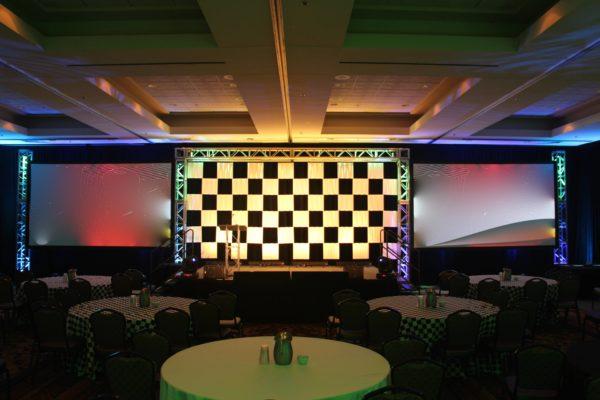 Quest-Events-Corporate-Special-Event-Hotel-Convention-Conference-Center-Stage-Scenic-Design-Podium-Moddim-Drape-Uplight