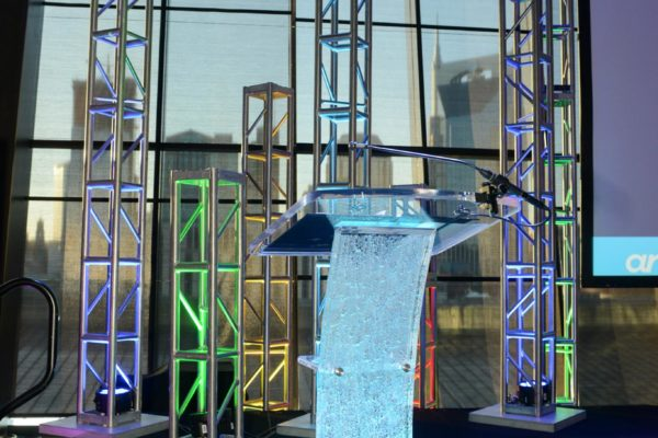 Quest-Events-Corporate-Special-Event-Podium-Scenic-Staging-Decor-Uplight-Nashville-Tennessee