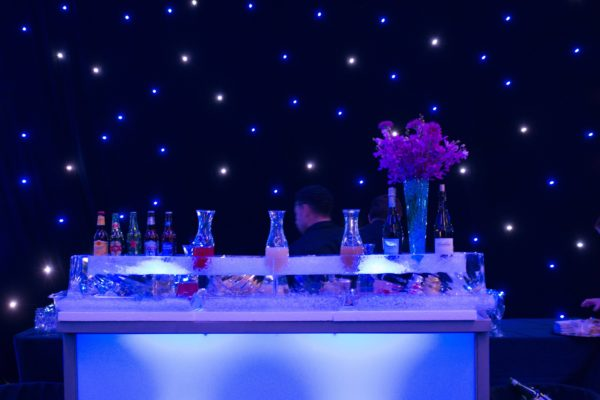 Quest-Events-Corporate-Special-Event-Scenic-Staging-Decor-Specialty-Star-Drop-Drape-Night-at-the-Museum-Illuminate-Bar
