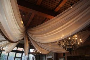 Quest-Events-Event-Drapery-Special-Barn-Reception-Scenic-Design-Decor-Chandeliers-Specialty-Drape-Ceiling-Treatment-Tassle-Cording