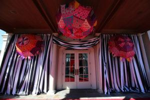 Quest-Events-Event-Drapery-Special-Event-Bar-Bat-Mitzvahs-Outdoor-Scenic-Design-Decor-Specialty-Drape-Stripe-Entrance