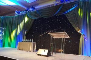 Quest Events Star Drop Drape