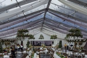 Quest-Events-Event-Drapery-Special-Events-Social-Gatherings-Outdoor-Wedding-Reception-Tent-Scenic-Design-Decor-Specialty-Drape-Ceiling-Treatment-Cafe-Lights