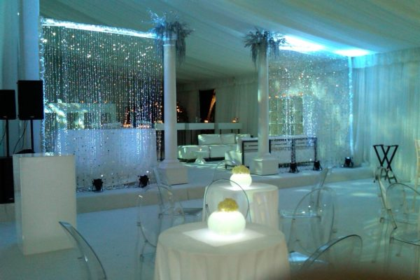 Quest-Events-Event-Drapery-Special-Events-Social-Gatherings-Scenic-Design-Decor-Beaded-Drape-Lighting-Spheres
