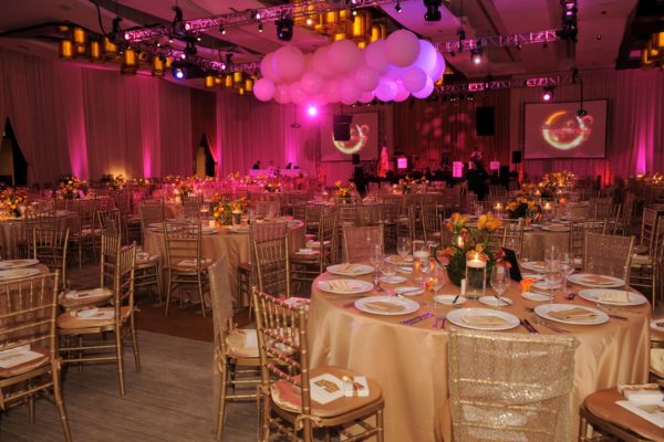 Quest-Events-Pipe-Drape-Ceiling-Sphere-Lights-Corporate-Event-JW-Marquis