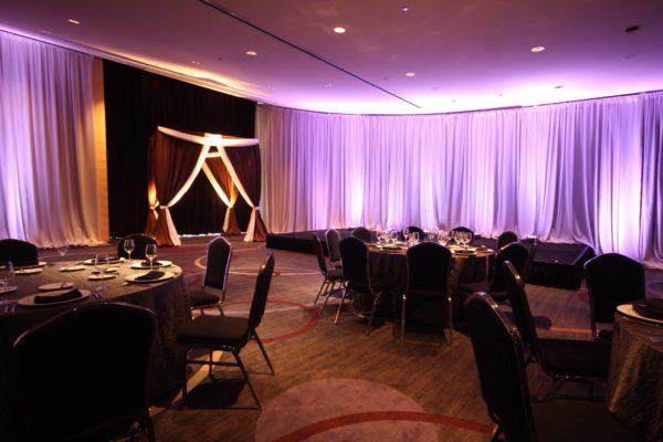 Quest-Events-Pipe-Drape-Corporate-Event-Sofitel-Chicago
