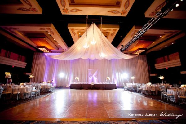 Quest-Events-Pipe-Drape-Drape-Uplight-Chandelier-Social-Event-Hyatt-Regency-Gainey-Ranch-Phoenix-Arizona