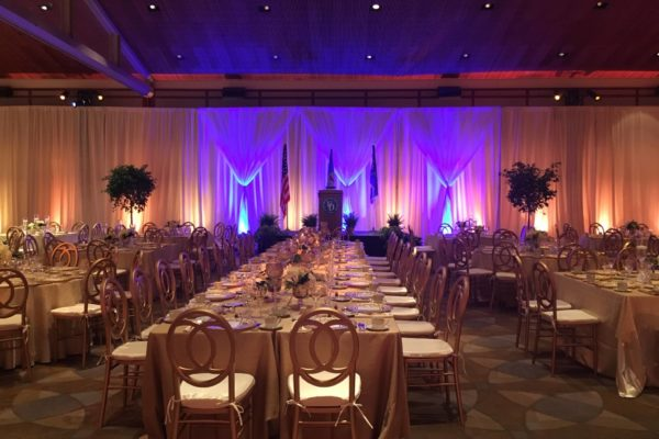 Quest-Events-Pipe-Drape-Uplight-Corporate-Event-Sheer