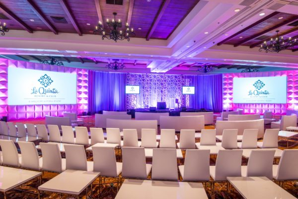 Quest-Events-Scenic-Design-Corporate-Event-Hotel-La-Quinta-Geo-Panels-Drape-Formset