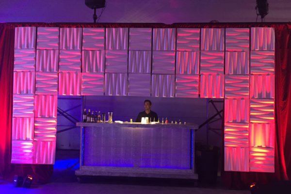 Quest-Events-Special-Event-Stage-Scenic-Design-Bar-Moddim-Drape-Uplight