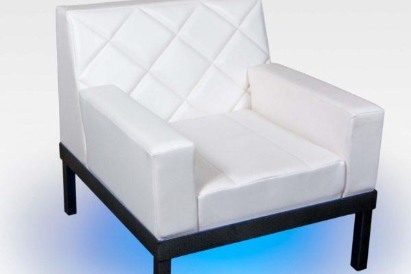 Straight Arm Chair