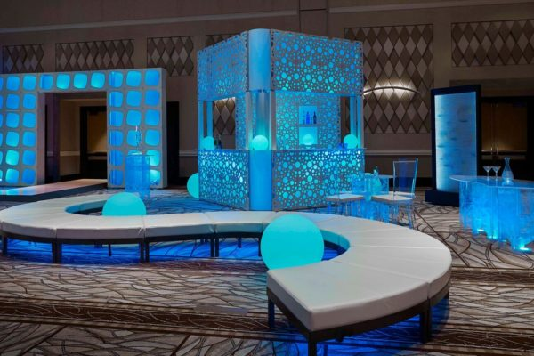 Quest-Events-Totally-Mod-Corporate-Special-Events-Scenic-Design-Hotel-Conference-Convention-Center-Cocktail-Hour-Cut-Out-Style-Tyles-Walls-Bars-Entrances-min