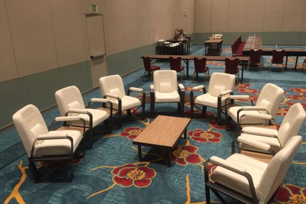 Event Furniture Rental Session Seating