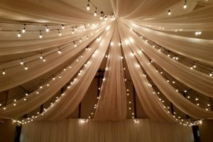 Quest-Events-Event-Drapery-Special-Event-Rentals-Wedding-Maypole-Ceiling-Treatment-Specialty-Drape-Cafe-Lights