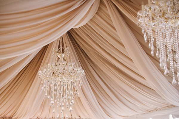 Quest-Events-Nashville-Tennessee-Visual-Elements-Special-Event-Rentals-Outdoor-Tent-Drape-Ceiling-Treatment-Chandeliers