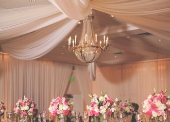 Wedding Drapes Hillwood Country Club Nashville