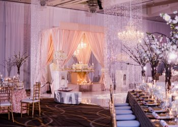 Wedding Drapes Hutton Hotel Nashville