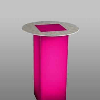 Illum Bistro Table w/ Lighting