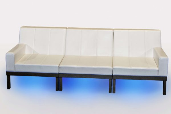 Straight Arm Sofa