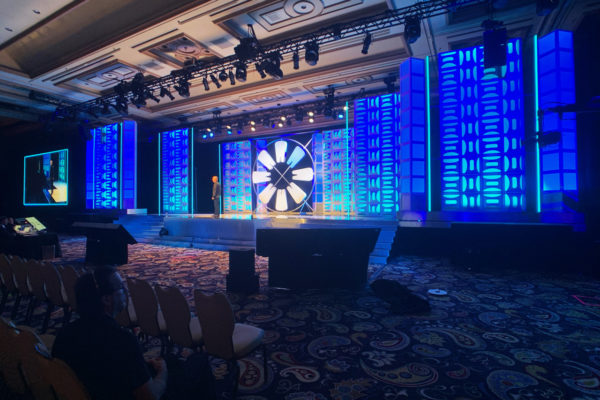 Style-Tyles-Keyhole-Pattern-Rental-Quest-Events-A-D-Scenery-Las-Vegas-Stage-Backdrop-Scenic-Rental