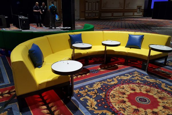 Yellow-Soft-Seating-Configuration-Swing-Table-Quest-Event-Rental-Totally-Mod