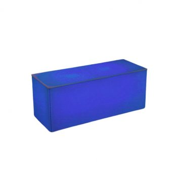 "Illum Coffee Table, Blue 40""Lx16""Dx16""H"