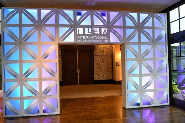 Orlando-ILEA-2019-Quest-Events-Scenic-Rentals-Entryway-Petals-3D-Style-Tyles