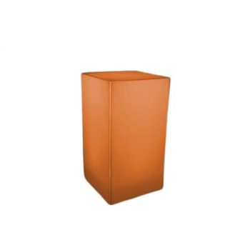 illum-Highboy-Table-Orange-quest-event-rentals-cocktail-table