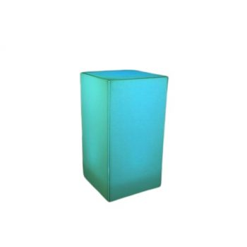 illum-Highboy-Table-Teal-quest-event-rentals-cocktail-table