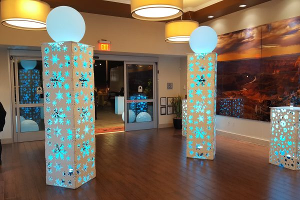style-tyles-snowflake-column-tower-event-rental-lobby-decor-totally-mod-quest-events