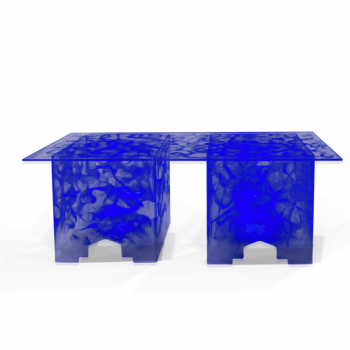 Acrylic-Buffet-Tables-Quest-Events-Furniture-Rental-Totally-Mod-Illuminated-Blue