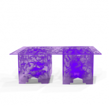 Acrylic-Buffet-Tables-Quest-Events-Furniture-Rental-Totally-Mod-Illuminated-Purple