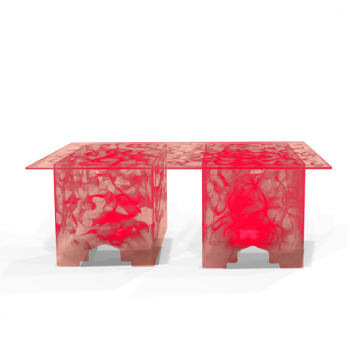 Acrylic-Buffet-Tables-Quest-Events-Furniture-Rental-Totally-Mod-Illuminated-Red