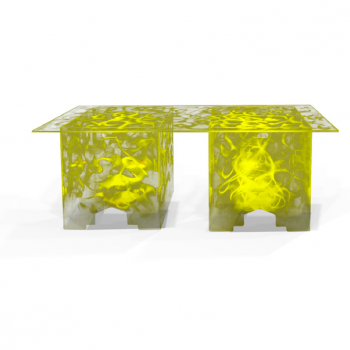 Acrylic-Buffet-Tables-Quest-Events-Furniture-Rental-Totally-Mod-Illuminated-Yellow