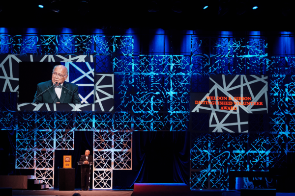 geo-series-panels-kaos-pattern-voluteer-award-stage-backdrop-video-projection-quest-events
