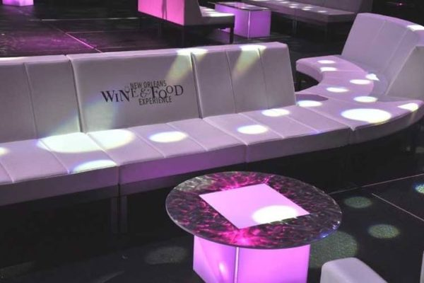 new-orleans-wine-food-branded-furniture-event-rentals-quest-events-soft-seating-leather-white-customized