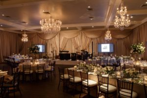 Champagne-Satin-Drape-Room-Wrap-Layers-Multi-Swags-Quest-Events-Drapery-Wedding-Reception