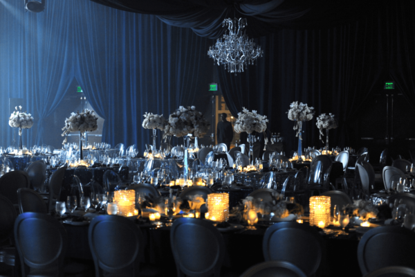 Quest-Events-Grey-Polyteq-drape-rental-room-wrap-perimeter-reception-gala-dinner